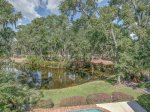 Beautiful Lagoon and Golf Course Views from Upstairs Master at 68 Heritage Road