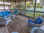 Screened Porch at 6 Beachside