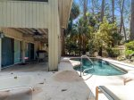 Pool and Deck at 7 Laughing Gull