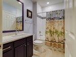 Shared Bath Hall and Twin Bedroom at 8134 Wendover Dunes