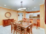 Dining Room and Kitchen at 8134 Wendover Dunes