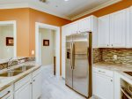 Kitchen with Breakfast Bar at 8134 Wendover Dunes