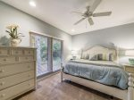 Master Bedroom with King Bed at 8 Cottage Court