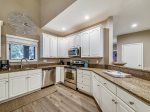 Updated Kitchen with Stainless Steel Appliances at 8 Cottage Court
