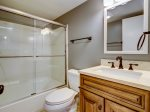 Full Bath with Shower/Tub Combo on 2nd Level Located off Kitchen at 1452 Sound Villa