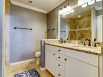 Master Bathroom with Walk In Shower at 1452 Sound Villa