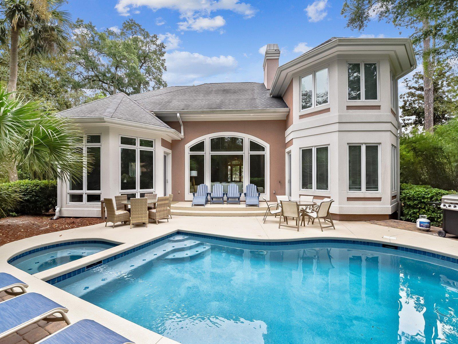 Hilton Head Island Vacation Rental Homes Villas Beach Properties Of Hilton Head