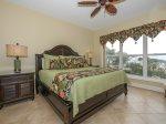 Master Bedroom with Ocean Views at 5406 Hampton Place