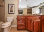 Guest Bathroom with Shower/Tub Combo at 5406 Hampton Place
