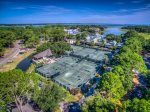 One Hour of FREE Tennis Per Day at the South Beach Racquet Club