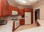 Fully equipped Kitchen at 8116 Wendover Dunes in Palmetto Dunes