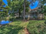 7640 Huntington in Palmetto Dunes is located near the 11 mile lagoon