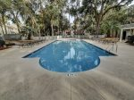 Community Pool at Huntington Complex in Palmetto Dunes on Hilton Head Island