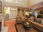 7640 Huntington in Palmetto Dunes has an open floor plan