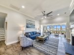 Open Floor Plan at 17 Lands End