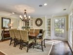 Formal Dining Room with Seating for 8 at 4 Pyxie
