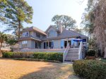 3 Pyxie is located off the Ocean Course Golf Course in Sea Pines
