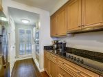 Kitchen with Ocean Views at 473 Captains Walk