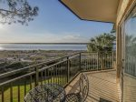 Wrap Around Balcony at 1872 BeachsideTennis