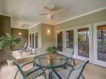 Screened Porch at 8114 Wendover Dunes