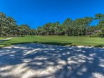 Golf Course Views at 3 Battery Road in Sea Pines