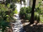 Paved Beach Path from Pool Area of 5 High Rigger