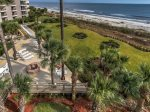 Views from 1406 Villamare in Palmetto Dunes