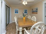 Dining Area at 1406 Villamare