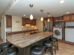 Renovated Kitchen at 1406 Villamare