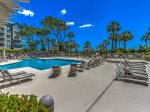 Hampton Place Community Pool on Hilton Head Island
