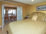 Guest Bedroom with King Bed at 1506 Villamare