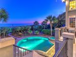 Enjoy Beautiful Sunsets Over the Atlantic from 39 Dune Lane