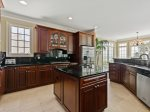 Spacious Kitchen at 39 Dune Lane
