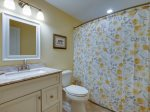 Renovated Bathroom with Shower/Tub Combo at 2318 Windsor II
