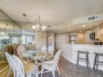 Fully equipped kitchen  at 2317 Villamare in Palmetto Dunes