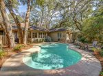 Beautiful Pool Oasis at 4 East Garrison Place