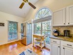 Kitchen at 4 East Garrison Place in Sea Pines