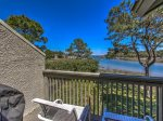 6 Braddock Cove Club - Views of Braddock Cove from this 3 bedroom town home in Sea Pines