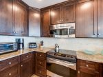Updated Kitchen with Stainless Steel Appliances at 3201 Sea Crest