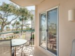Balcony with Ocean Views at 3206 Windsor Court South