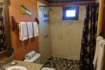 Shared bathroom can also be accessed from the 2nd bedroom.