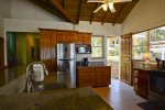 Large kitchen, great for entertaining.