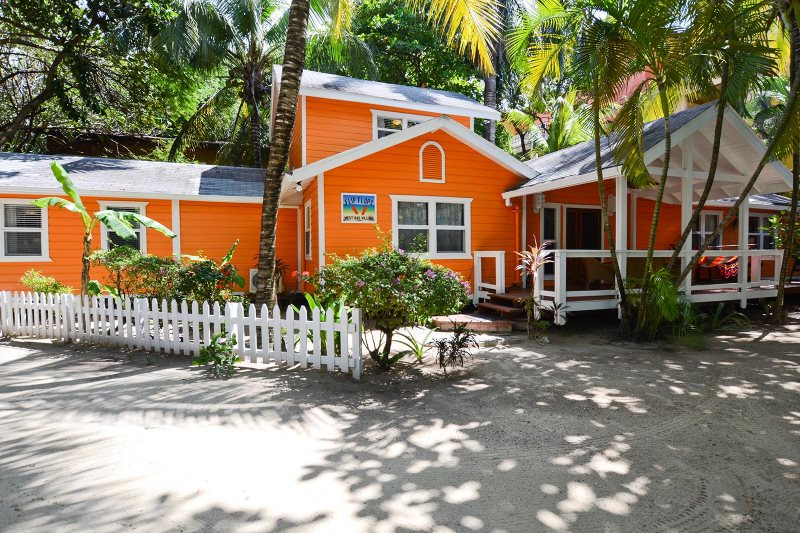 4cd61d40 Flip Flops: Caribbean Cottage in West Bay | Island House Roatan