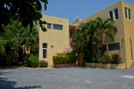 Entry and parking, Varadero is an upper floor condo