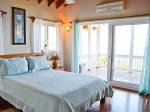 Queen bedroom suite with private balcony