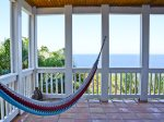 Hammock to relax in
