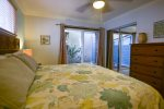 Satori Beach, ground floor beach cottage just 20 steps from the Caribbean Sea.