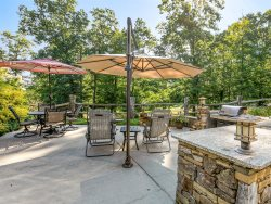 Site 105 - Beautiful Stonework and Outdoor Kitchen - $299,000