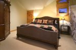 Beautiful Rock Work in Master Bath