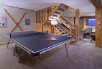 Ping Pong Table is Perfect for a Family Tournament